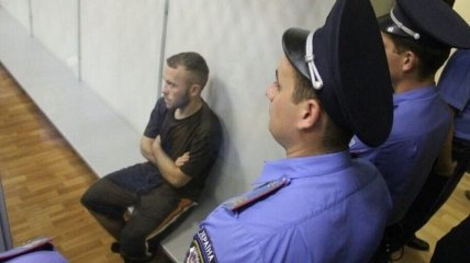 Суд арестовал Гуменюка, подозреваемого в применении гранаты под ВР