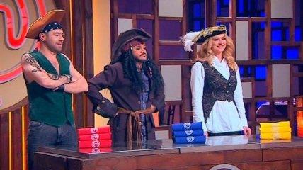 """""""Мастер Шеф Дети-2"""": кухня превратилась в пиратскую бухту (Видео)"""