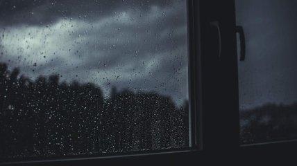 В Украине 24 октября ожидаются дожди, иногда с мокрым снегом