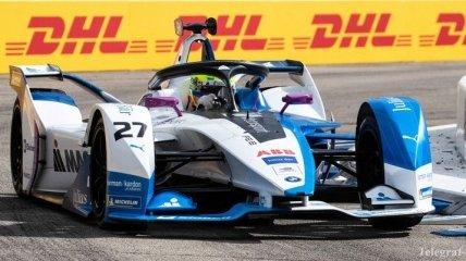 Формула-Е: гонку в Эр-Рияде выиграл Александер Симс