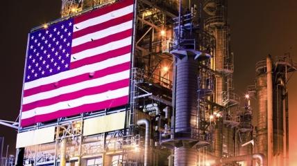 Благодаря собственным запасам США не страдает от газовой монополии РФ