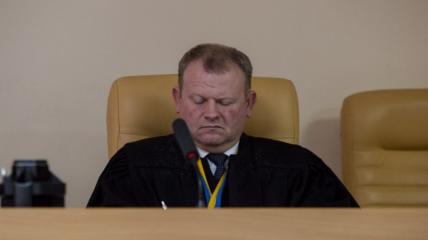 Судья Печерского районного суда Киева Виталий Писанец