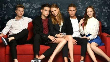 "Стала известна дата выхода 3 сезона украинского сериала ""Школа"""