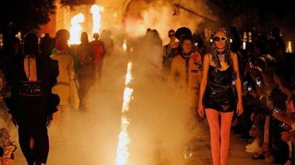 Показ коллекции Gucci на кладбище вызвал недовольство религиозников