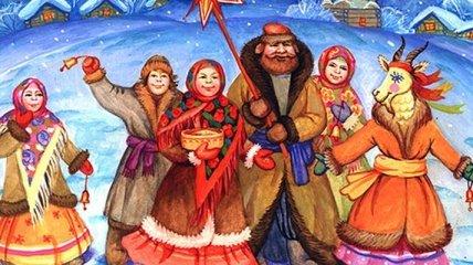 Оригинальные щедривки и посевалки на Старый Новый Год