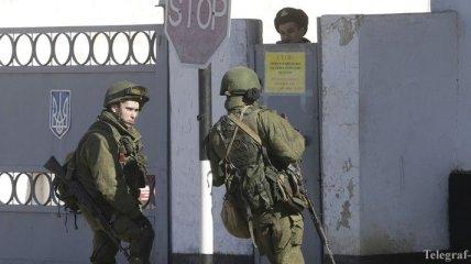 Активисты из Западной Украины передали военным Крыма 17 тонн продуктов