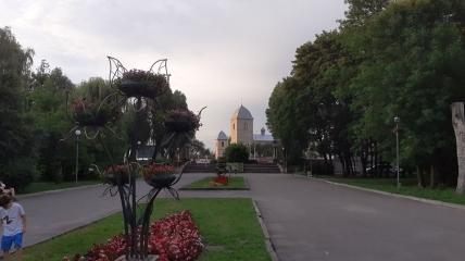"Парк ""Топильче"" располагается на 66 гектарах."