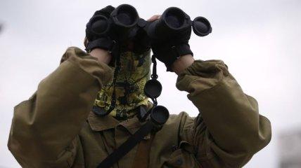 Украинские солдаты взяли в плен военного РФ