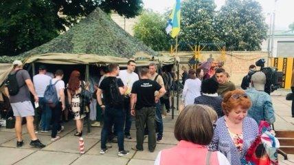 """""""Книжный Арсенал 2019"""": """"Ветеранская палатка"""" стала лидером продаж среди локаций"""