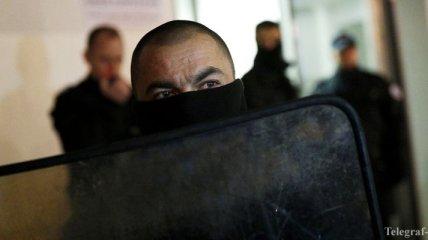 Один из подозреваемых в нападении на Charlie Hebdo сдался полиции