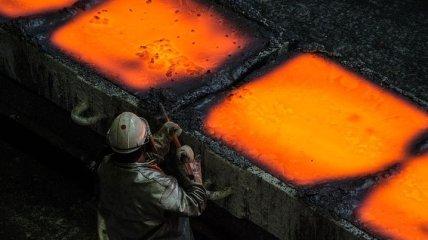 Украина вернулась на 13-е место в рейтинге мировых производителей стали