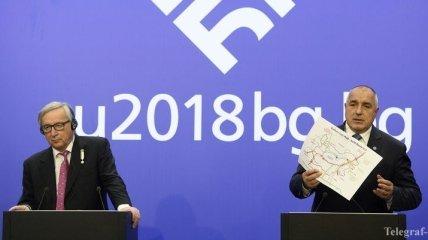 ЕС и Болгария договорились о создании газового хаба возле Варны