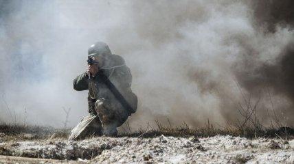 Вчера в Трехизбенке состоялся стрелковый бой