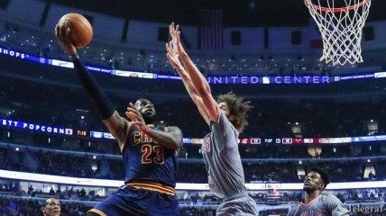 Чемпион НБА проиграл третий раз подряд