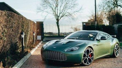 Aston Martin V12 Zagato Coupe 2012 года выставили на продажу (Фото)