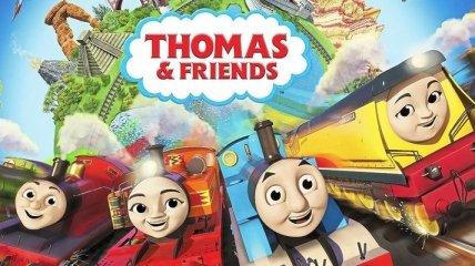 """Режисер """"Війни світів Z"""" екранізує книги про паровозика Томаса"""