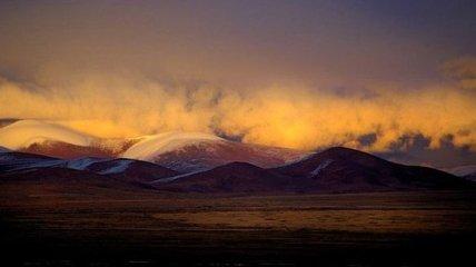 Завораживающие пейзажи Тибета (Фото)