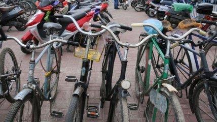 Немцы приобрели для Евпатории велопарковки