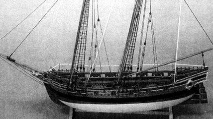 Нашли затонувшую 300 лет назад яхту Петра Первого