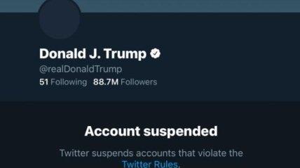 В YouTube заявили, что могут восстановить аккаунт Трампа и назвали условие