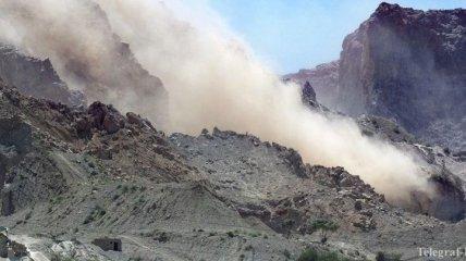 В Пакистане обрушилась мраморная шахта, погибло более 10 человек