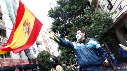 Жертвы коронавируса: в Испании объявили 10-дневный траур