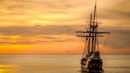 Истории о пропавших кораблях, покрытые мраком