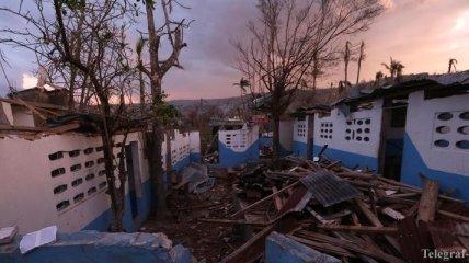 """Число погибших из-за урагана """"Мэттью"""" в США возросло до 34"""