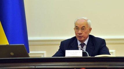 Николай Азаров рассказал об увеличении ВВП Украины