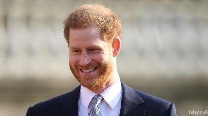 СМИ: В Facebook нашли тайный аккаунт принца Гарри