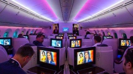 Самолет мечты, который удивит даже самого требовательного пассажира (Фото)