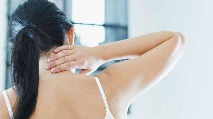 Здоровая шея: 10 простых упражнений