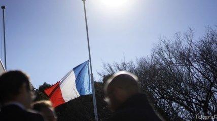 Французские футболисты почтят память жертв теракта в Париже