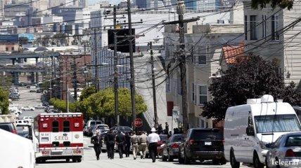 В Калифорнии неизвестный стрелял в полицейских, есть жертвы