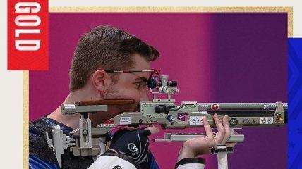 16-летний стрелок завоевал медаль на Олимпийских играх