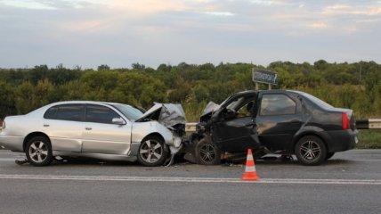 В ДТП на Запорожье погибло три человека