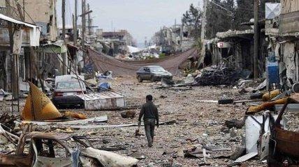 В Сирии из-за обстрелов российских войск погибли люди
