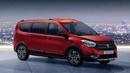 Компания Dacia готова создать новый кроссовер вместо минивэна Loggy