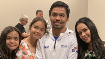 Пакьяо вошел в пятерку самых возрастных чемпионов мира в истории бокса