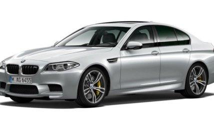 BMW M5 Pure Metal Edition презентовали в ЮАР