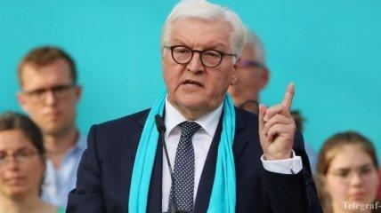 Президент Германии считает, что с РФ невозможно вести дела по-старому