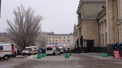 Взрыв в Волгограде: жителей просят не применять пиротехнику (Видео)