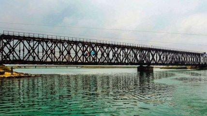 Культурные проекты меняют города: как сэлфи спасли мост в Геническе