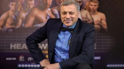 Украинский судья Виктор Фесечко