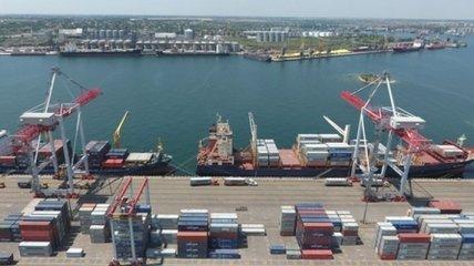 В порту Одесской области нашли более 600 кубометров незаконной лесопродукции
