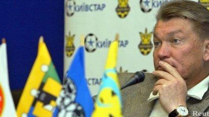 Блохин считает комедией назначение наставника сборной Украины