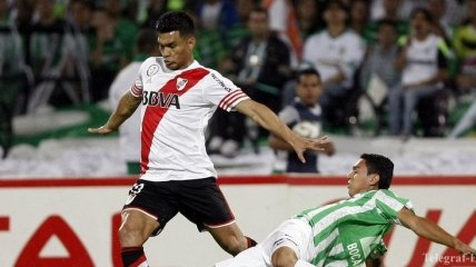 Теофило Гутьеррес - лучший игрок Южной Америки