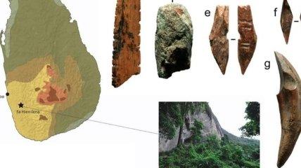 Возрастом до 48 тысяч лет: на Шри-Ланке обнаружены древнейшие наконечники стрел (Фото)