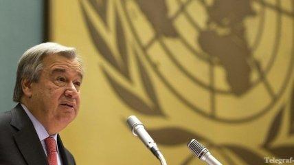 Генсек ООН призвал Мьянму обеспечить условия для возвращения беженцев в Аракан
