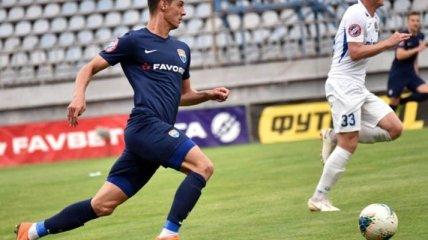 16-летний вратарь вывел Ворсклу в финал Кубка Украины (Видео)